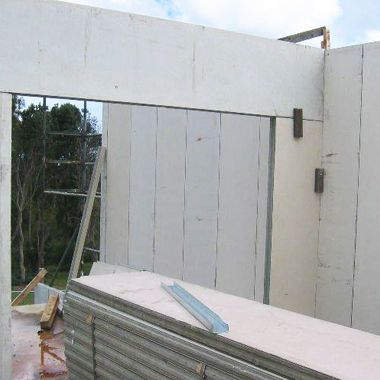 Sandwich Material Insulated Roof Board In 2020 Precast Concrete Panels Precast Concrete Roof Panels