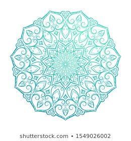 Mandala Images Stock Photos Vectors Shutterstock Mandala Vector Images Vector