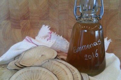 Hoestsiroop van rammenas; omas eenvoudige recept