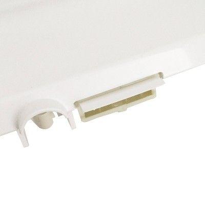 Sb 2000we Electric Bidet Toilet Seat For Elongated Toilets White