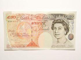 En Este Mundo Billetes De Inglaterra Mas Fotos Monarquía Británica Billetes Fotos