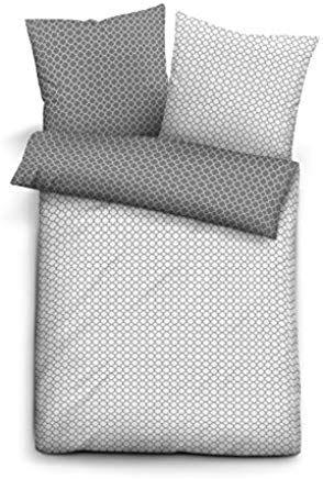 Biberna Mix Match Bettbezug Abdeckung Mit Reissverschluss Grafik