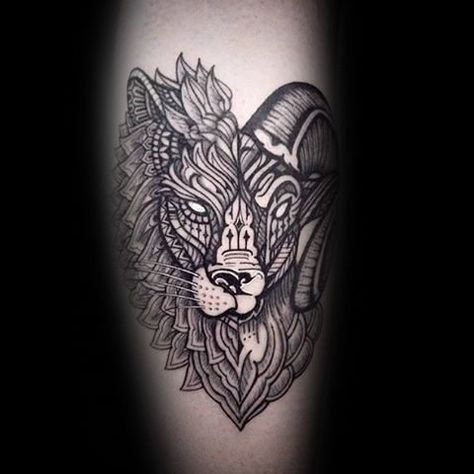 List Of Pinterest Widder Tattoo Mann Images Widder Tattoo Mann