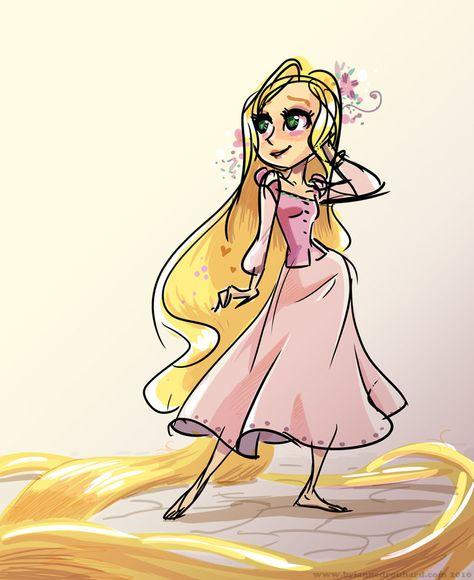 #Rapunzel #Tangled