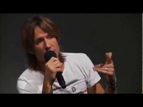 Keith Urban: Fuse Interview - YouTube
