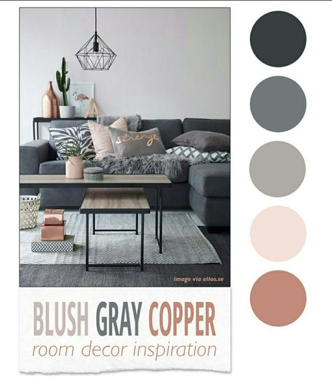 Rose Gold Black White And Grey Living Room Designs Living Room Inspiration Living Decor