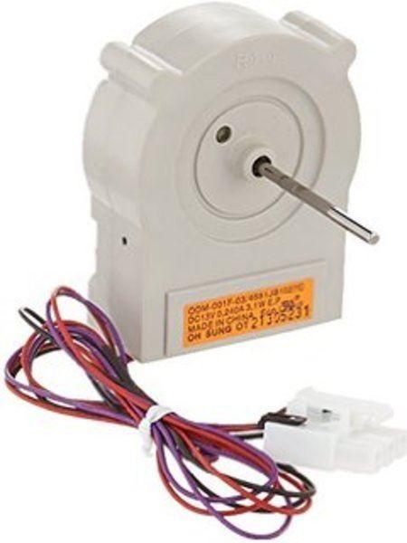 Lg Electronic Sears Kenmore Refrigerator Evaporator Fan Motor Part Eau60694512 Fan Motor Lg Electronics Kenmore