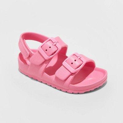 Toddler Girls' Ade EVA Footbed Sandals