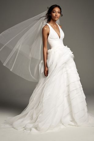 White By Vera Wang Wedding Dresses Gowns Vera Wang