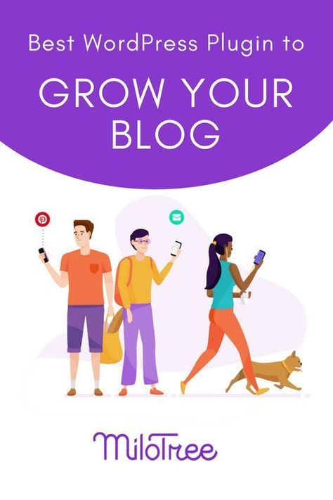 The MiloTree smart pop-ups are the easiest, fastest, most cost-effective way to grow your social media followers and email list