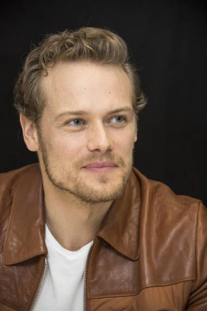 Sam Heughan Photos and Premium High Res Pictures