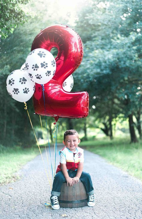 25 Unique Baby Boy Photoshoot Ideas For Your Little Ones Paw Patrol Birthday Party Paw Patrol Party 2nd Birthday Boys