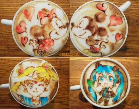 Amazing Latte Art | mitsueki ♥ | Singapore Lifestyle Blogger - Food, Fashion, News & Utter Randomness