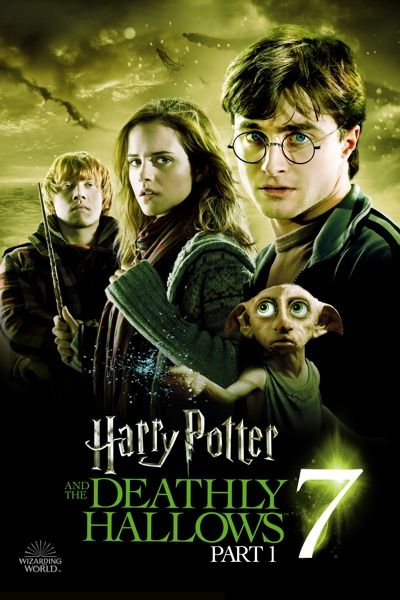 Harry Potter And The Deathly Hallows Part 1 Harry Ron And Hermione Set Out On Their Perilous Mission To Track Deathly Hallows Part 1 Harry Potter Movies Potter