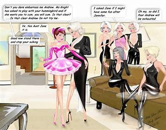 Sissy Cartoon