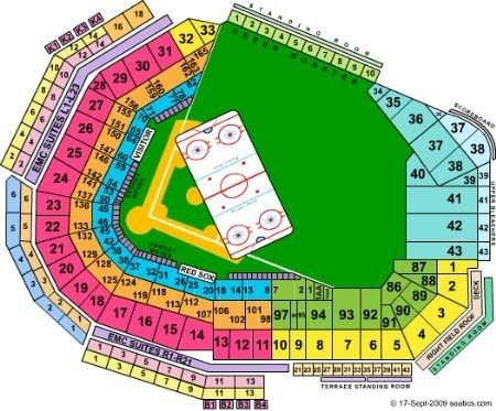 Fenway Park Tickets And Fenway Park Seating Chart Buy Fenway Pertaining To Fenway Park Concert Seating Chart24341 Chart Fenway Park Fenway Park Boston