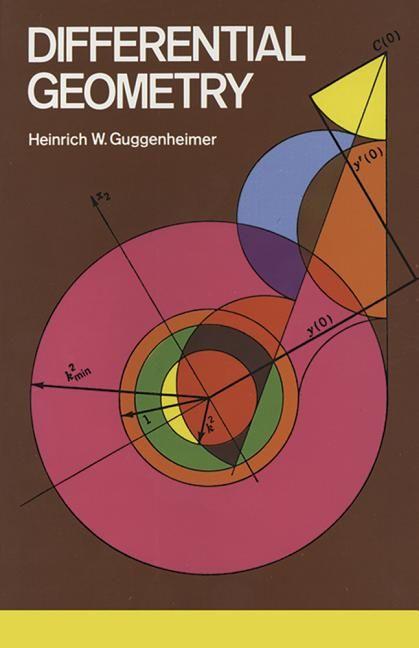 Differential Geometry Walmart Com In 2020 Mathematics Math Books Advanced Mathematics