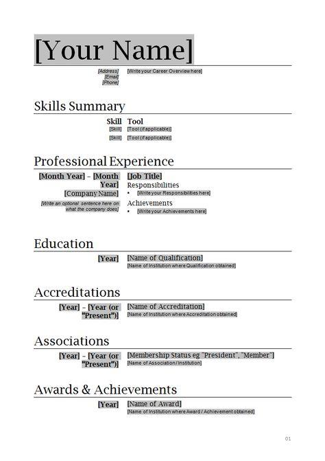 Proprietary Trading Resume Sample - http\/\/wwwresumecareerinfo - server description for resume