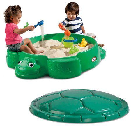 Little Tikes Turtle Sandbox Walmart Com Little Tikes Turtle