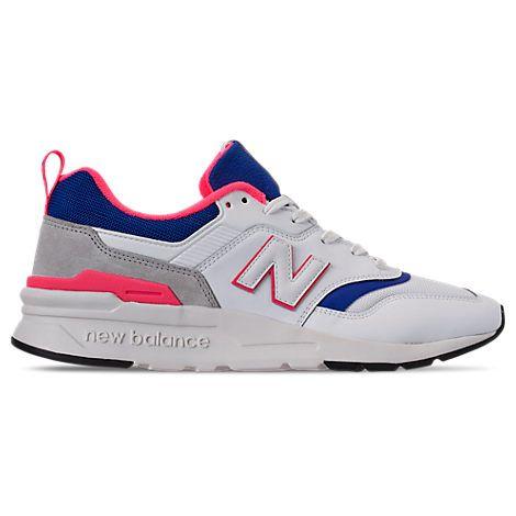 new balance 997 blu