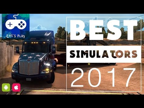 Top list for best simulation games for android and Iphone. Here are