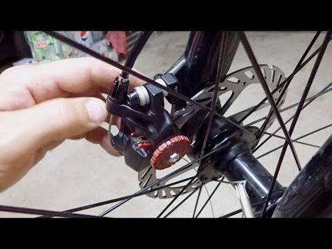 How To Change A Mountain Bike Tire And Inner Tube Youtube With