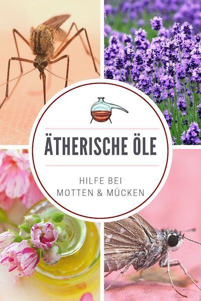 Naturliche Insektenabwehr Mit Atherischen Olen 1 In 2020 Insekten Mucken Abwehren Atherische Ole