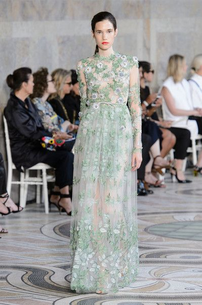 Giambattista Valli Couture, Fall 2017 - Every Must-See Dress From Paris Couture Week - Photos