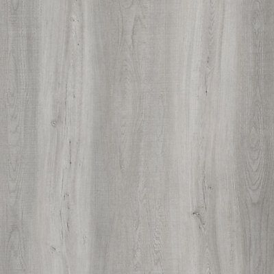 Light Grey Oak Luxury Vinyl Plank