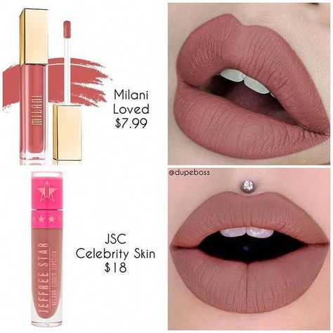 Jeffree Star Dupe #makeuptips