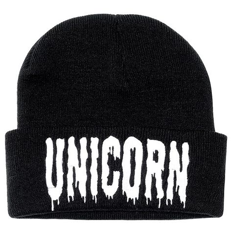 Unicorn with Stars Cool Unisex Fashion Knitted Hat Luxury Hip-Hop Cap