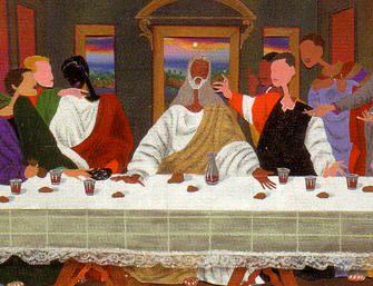 Leroy Campbell Prints Black Jesus Art Prints Posters Religious