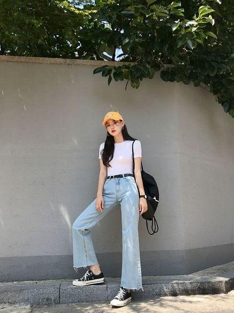 Moda Coreana #Estilo Coreano #Akiwarinda #Dazii – Tendencias de la moda 2019