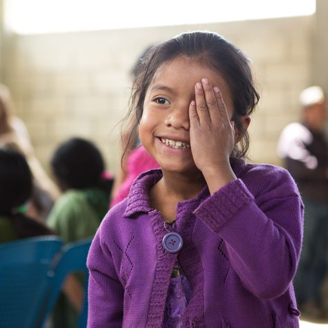 FACT: Visual impairment raises the risk of failing a grade by 3X. Take action this World Sight Day, October 9, 2014. #givesight