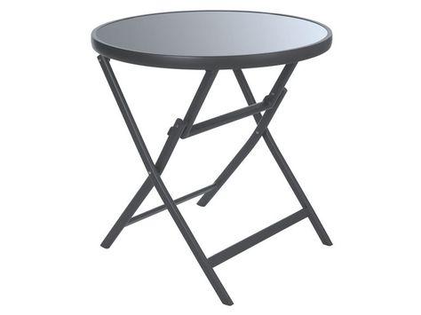 Florabest Aluminium Klapptisch Anthrazit 1 Klapptisch Aluminium Tisch