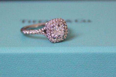 2611c5108080f Anel de noivado Tiffany