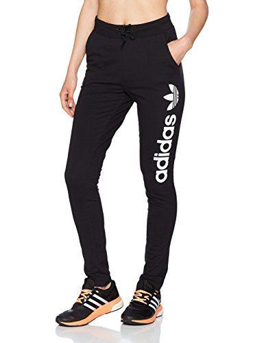 pantalon adidas femme noir