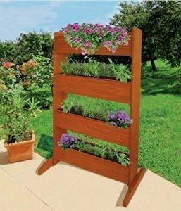 Perfekte Gartengestaltung So Wird Ihr Garten Zum Kleinen Paradies Vertikales Pflanzen Hochbeet Trennwand Garten
