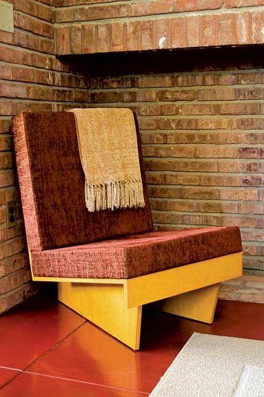 Frank Lloyd Wright Plywood Chairs | Tablero Trece | Pinterest | Plywood  Chair, Frank Lloyd Wright And Lloyd Wright