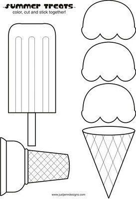 Eis Malvorlage Malvorlagen Essen Eis Malvorlagen 10