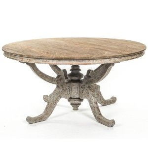Provence Round Dining Table Country Dining Tables Round Dining