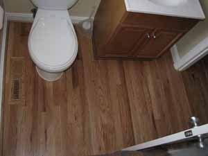 Image Result For Toilet Installed On Hardwood Floors Hardwood Floors Toilet Installation Hardwood Floors In Bathroom