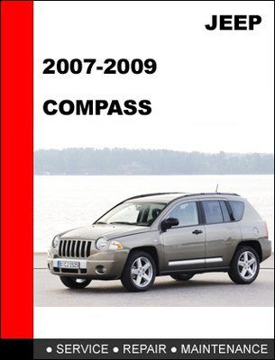 Great Jeep Compass Service Manual Pdf