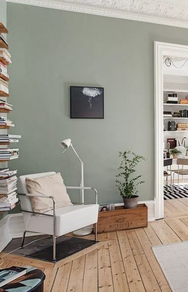 51 Ideas Room Decor Wall Tumblr Living Green Paint Colors For Grey