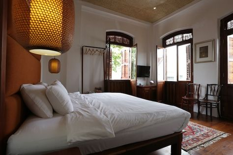 Ren I Tang An Old Chinese Medicine Shophouse Turned Hotel