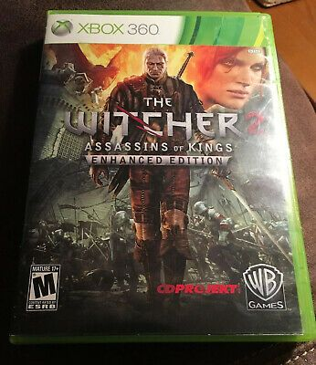 The Witcher 2 Assassins Of Kings Enhanced Edition Xbox 360 Map Soundtrack Read Gaming Gamer Nowplaying In 2020 Xbox The Witcher Xbox 360