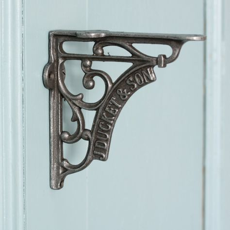 Cast Iron Ornate Bracket Decorative Shelf Brackets Cast Iron Iron Brackets