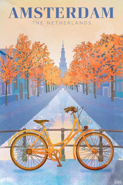 Art Deco Posters, Poster Prints, Art Print, Travel Wall, Beach Travel, Travel Cards, Travel Illustration, Vintage Travel Posters, Vintage Ski