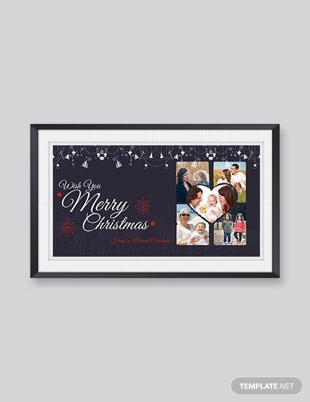 Merry Christmas Card Template Word Psd Apple Pages Publisher Merry Christmas Card Merry Christmas Card Photo Christmas Card Template