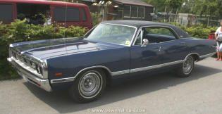 1969 Dodge Monaco Hardtop Sedan  Classic Dodge cars & new